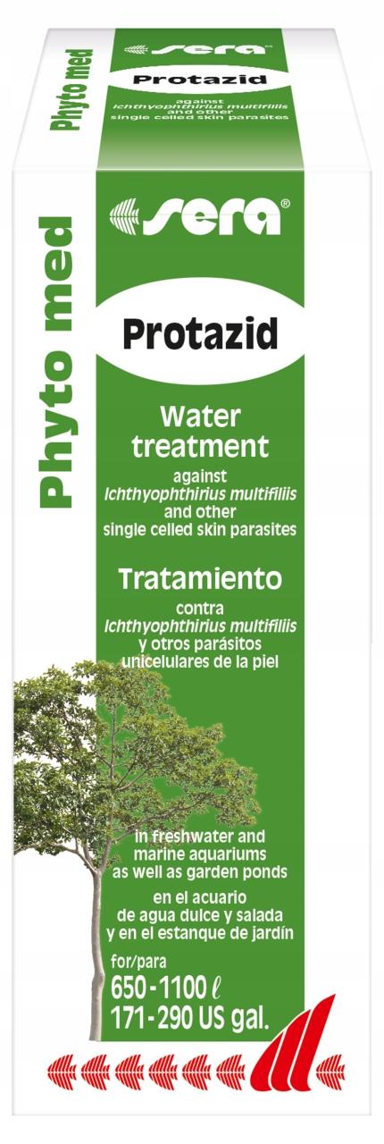 Syr Phyto med Protazid 100 ml - proti parazitov