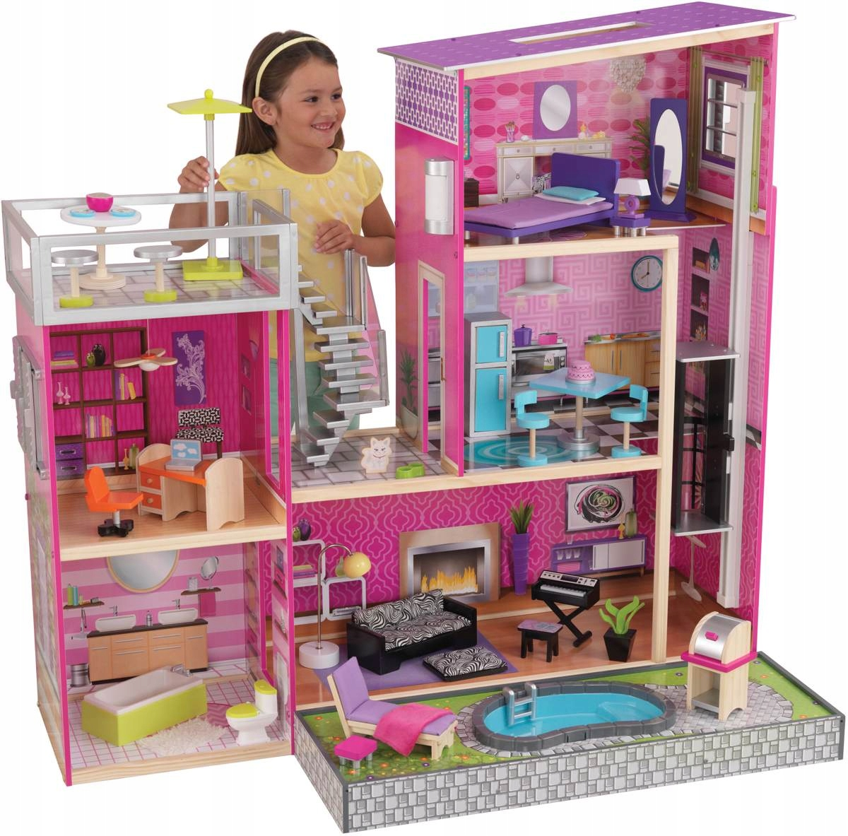 Dollhouse KidKraft Luxury Residence