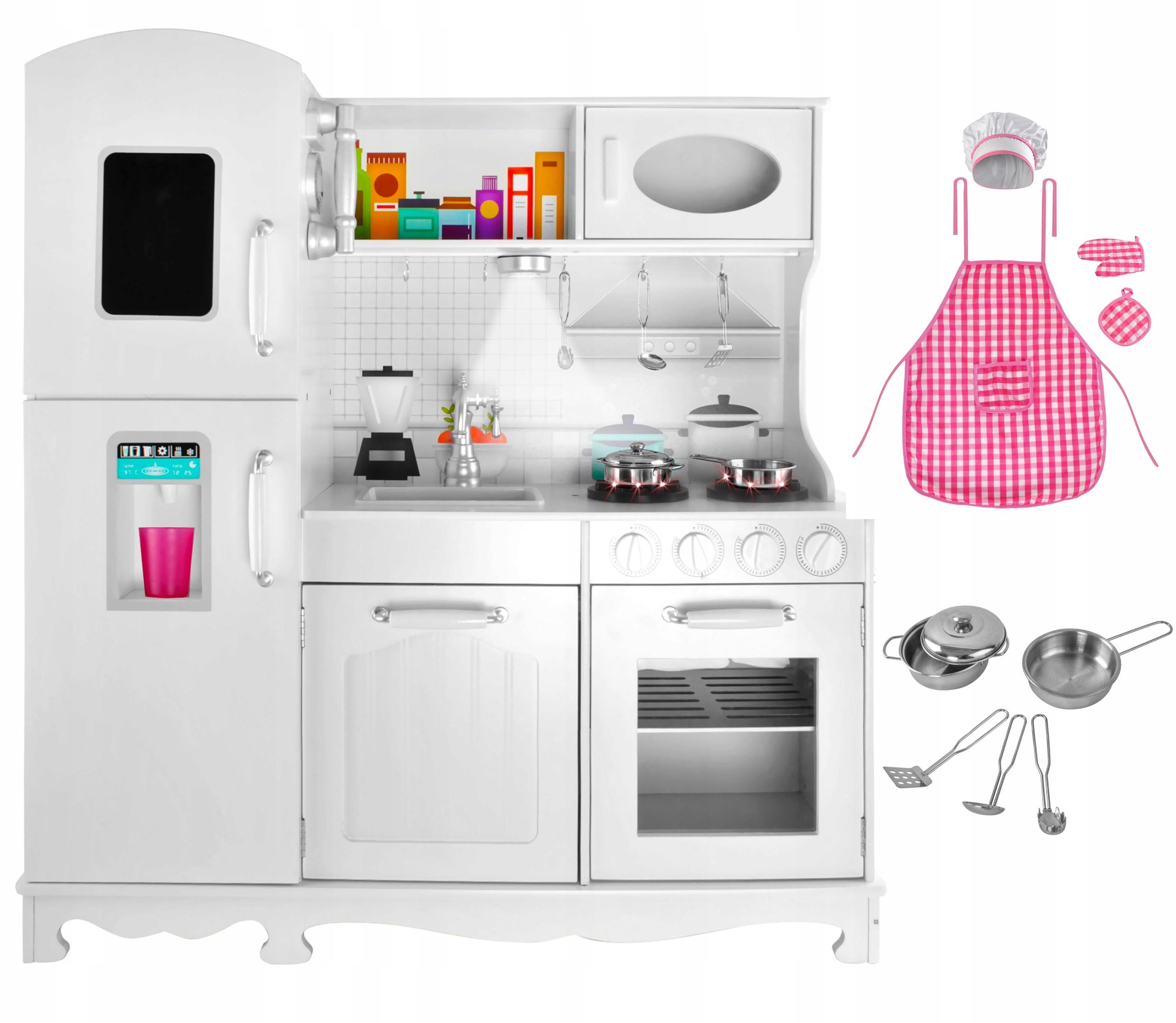 Кухонная деревянная печь для детей Light XXL