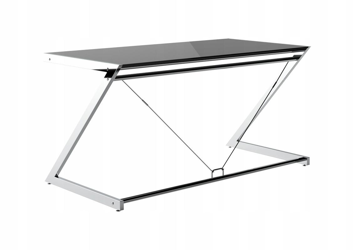 Stôl Unikátne-Line Hlavný Stôl sklo top