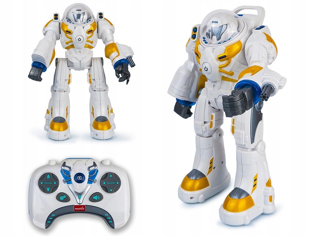Obrovský diaľkový ovládateľný robot Astronaut RASTAR