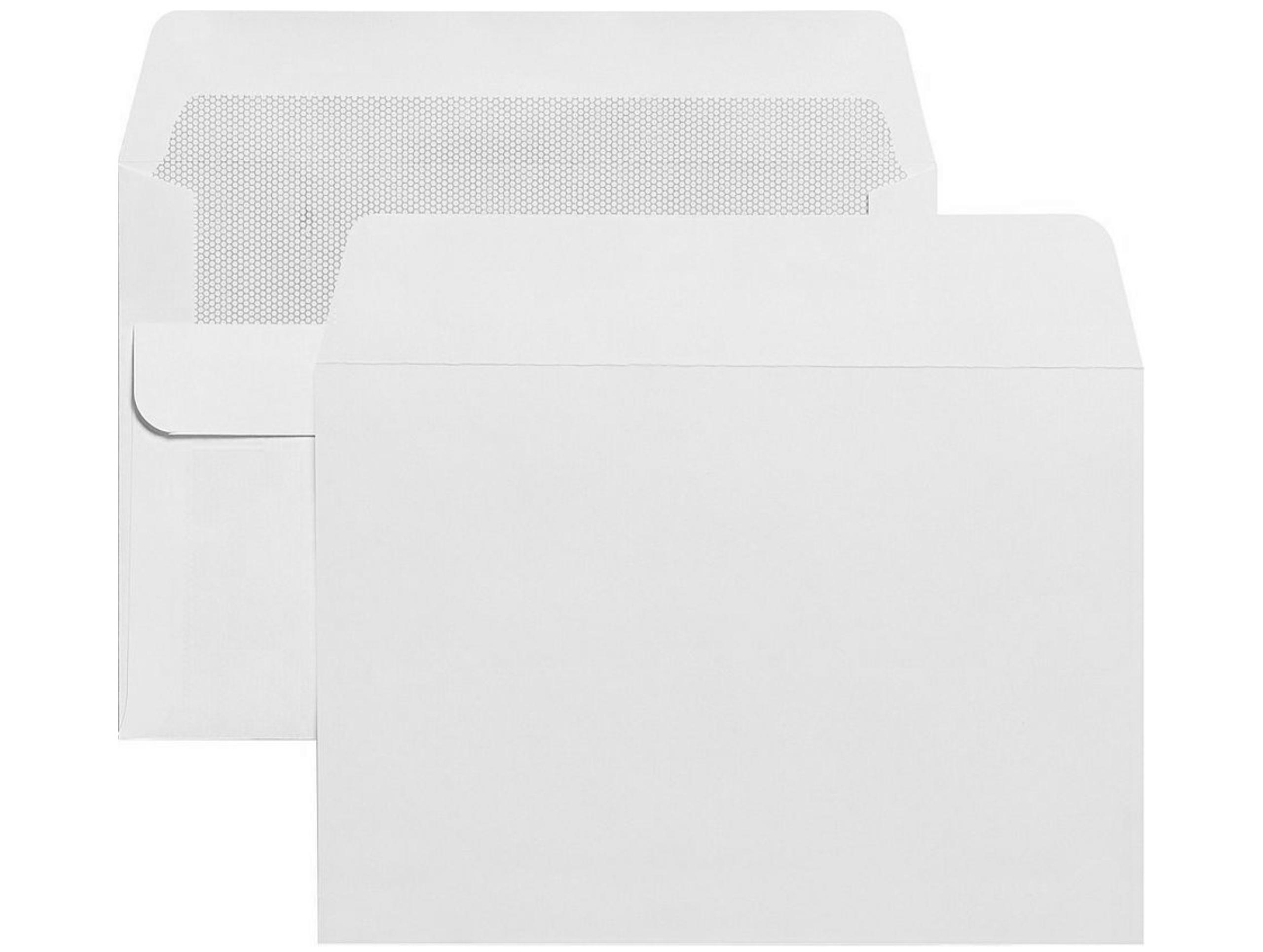 Koperty biurowe listowe C6 SK białe 50 sztuk