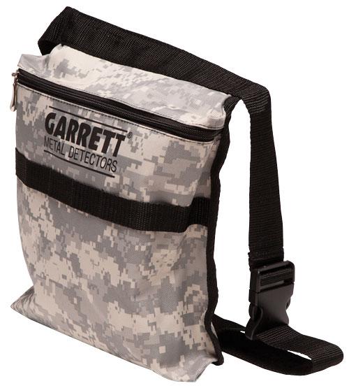 GARRETT torba na znaleziska CAMO - do wykrywacza