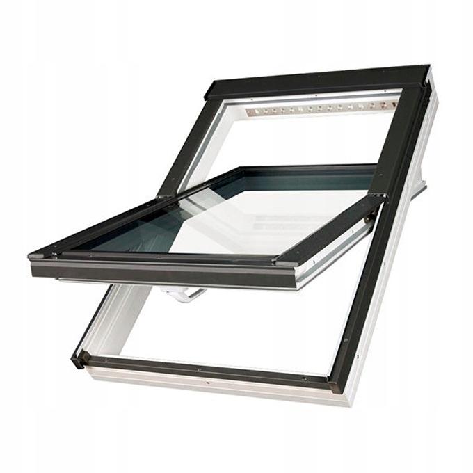 Okno okna dachowe FAKRO PTP-V U4 55x98