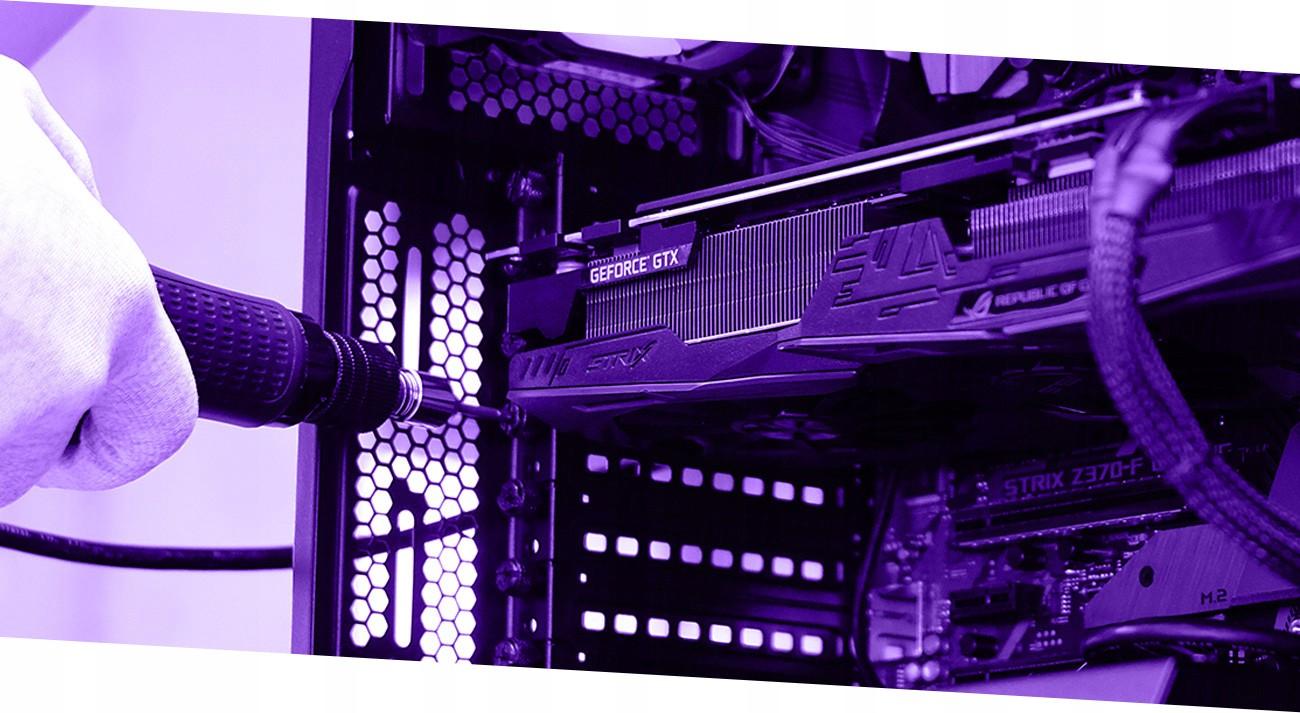 OUTLET x-kom G4M3R 600 i7 32G 250+500SSD GTX1080Ti Liczba rdzeni procesora 6