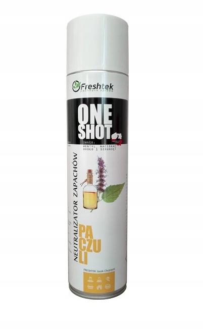 Купить НЕЙТРАЛИЗАТОР ЗАПАХОВ Freshtek One-685T SHOT-ПАСТА ПАЧУЛИ на Eurozakup - цены и фото - доставка из Польши и стран Европы в Украину.