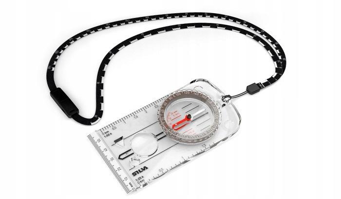 Mapowy kompas kompas SILVA 3NL-360 37583 zväčšovacie sklo