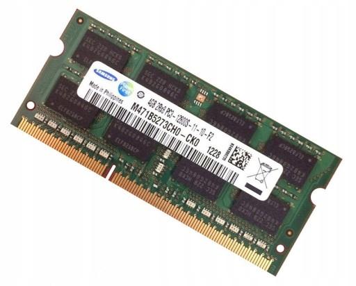 Купить SAMSUNG 4 ГБ SODIMM DDR3 1600 МГц 1,5 В для ноутбука на Otpravka - цены и фото - доставка из Польши и стран Европы в Украину.