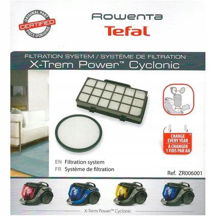 HEPA filter vysávača Rowenta Tefal X-Trem Power