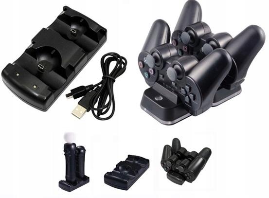 Dokovacia stanica pre podložky na Playstation 3 PS3