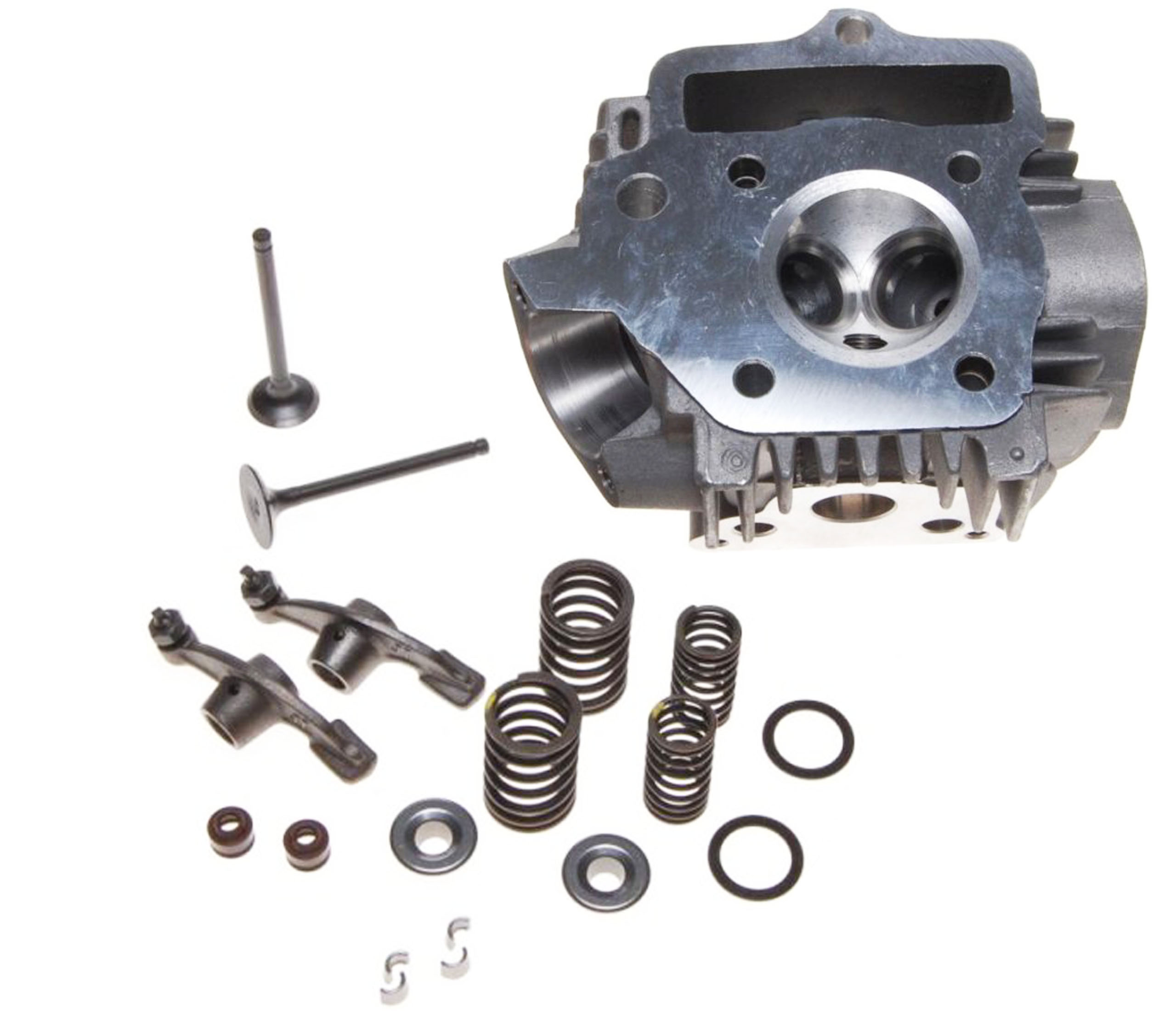 KING ROMET QUAD ATV KINROAD HEAD CILINDRAS 75