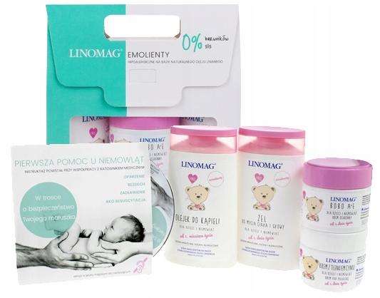 Item LINOMAG DOWRY FOR BABIES GEL CREAM SET 4W1
