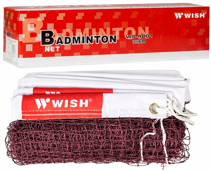 WISH Professional Бадминтон Чистая Нейлон 6м