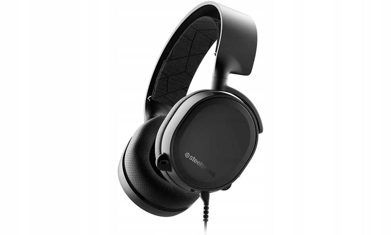 Проводные гарнитуры SteelSeries Arctis 3 Black