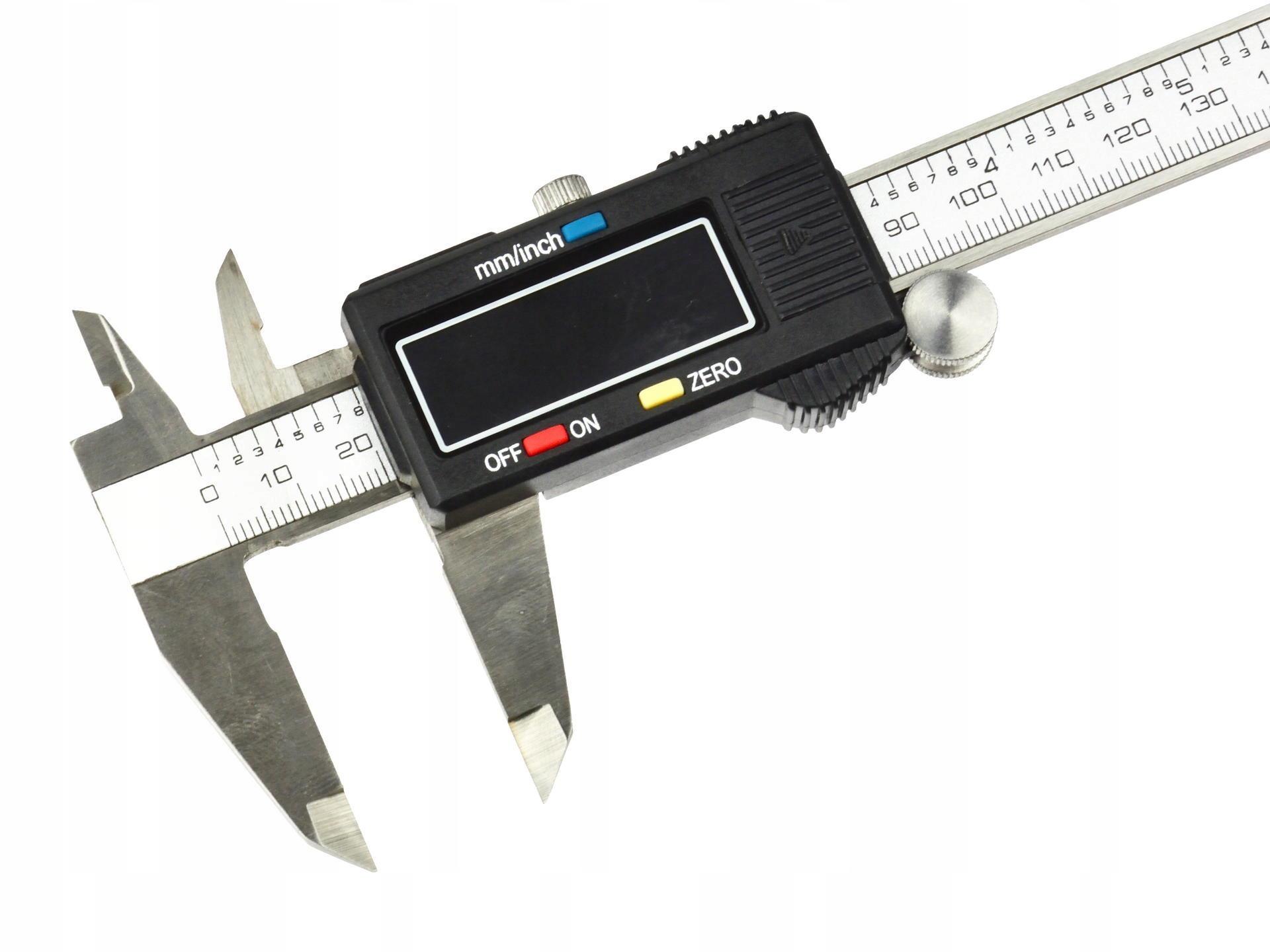 Suwmiarka metalowa elektroniczna cyfrowa 150mm