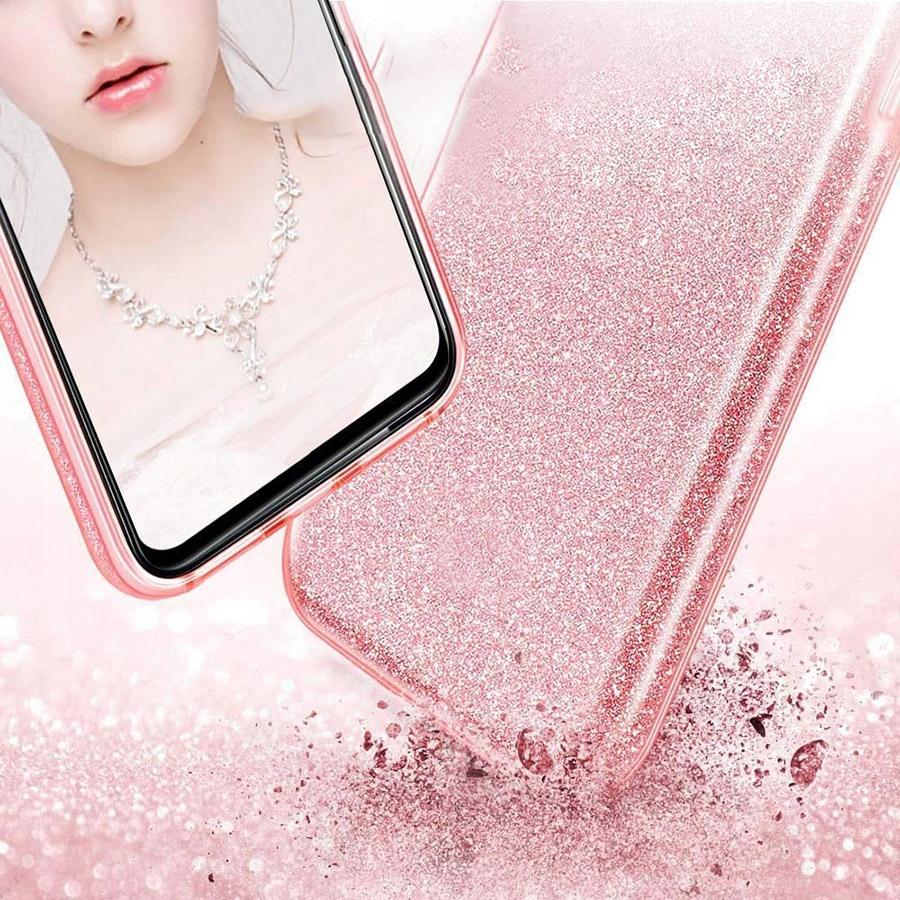 Etui CASE BROKAT + SZKŁO 9H do Samsung Galaxy A71 Kod producenta C159A