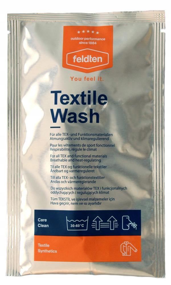 Жидкость для стирки одежды FELDTEN TEXTILE WASH 50 мл