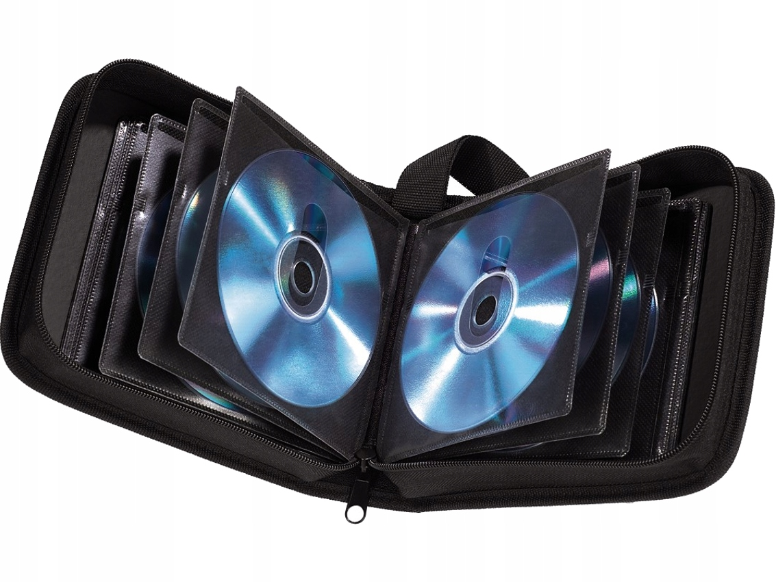 Item 11615 HAMA CD WALLET Case CD Case 32