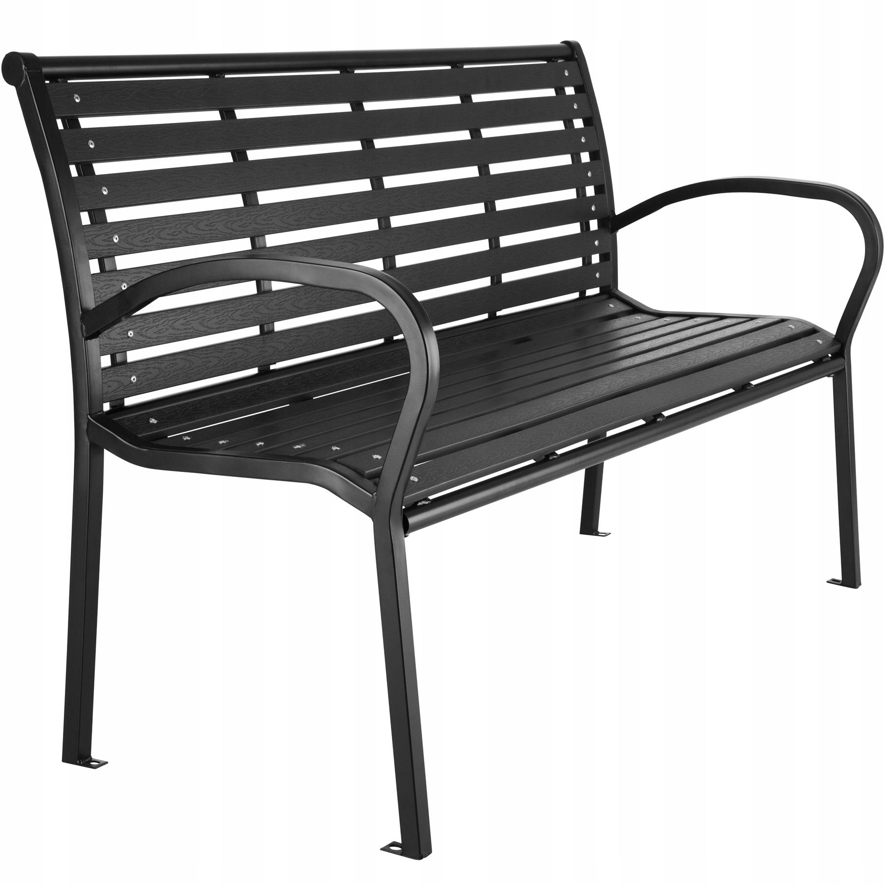 Záhradné lavice Pinot lavica s operadlom 403213
