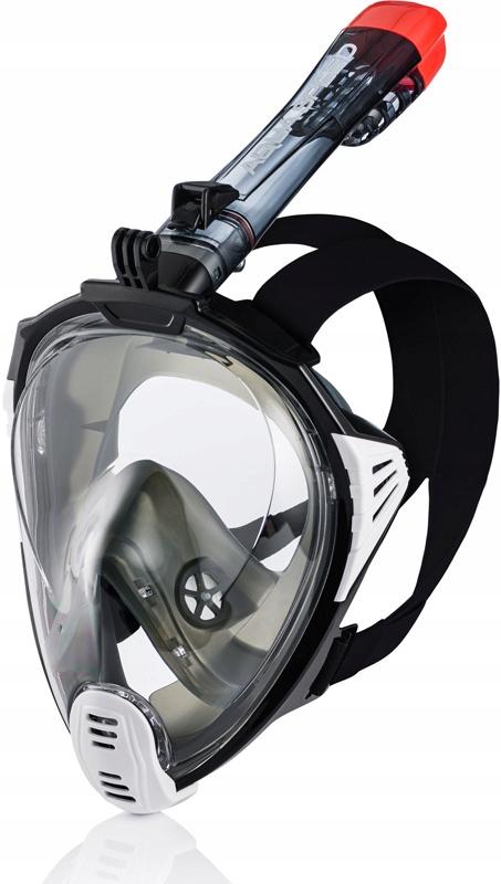 Полнолицевая маска L / XL AQUA SPEED не пропаривается!