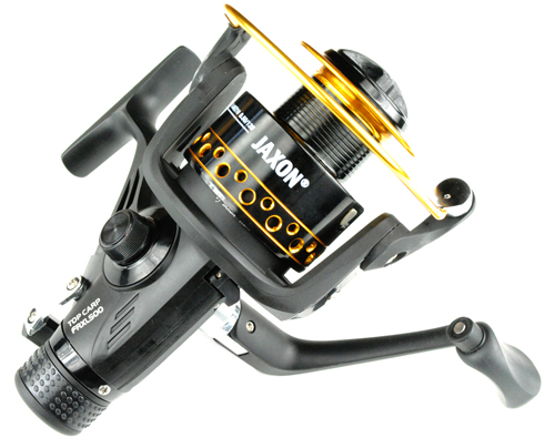 КАТУШКА Jaxon TOP CARP FRXL 500 8BB подсаки