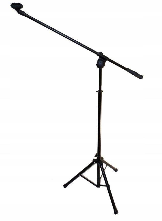 Statív stojí pre mikrofón pre mikrofón