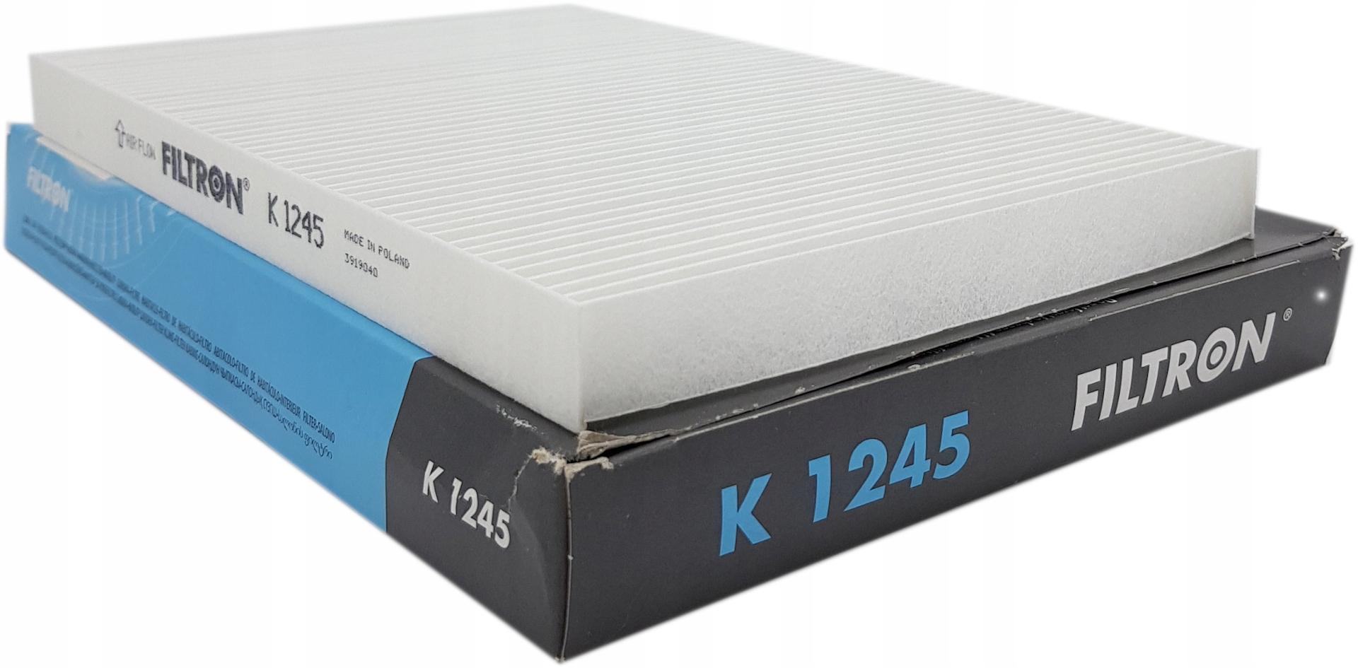 filtron фильтр кабины k1245 kia ceed  hyundai i30