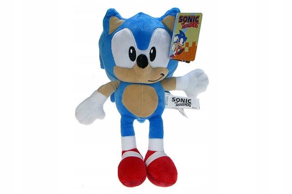 Sonic the Hedgehog - Sonic maskot 30cm (311733)