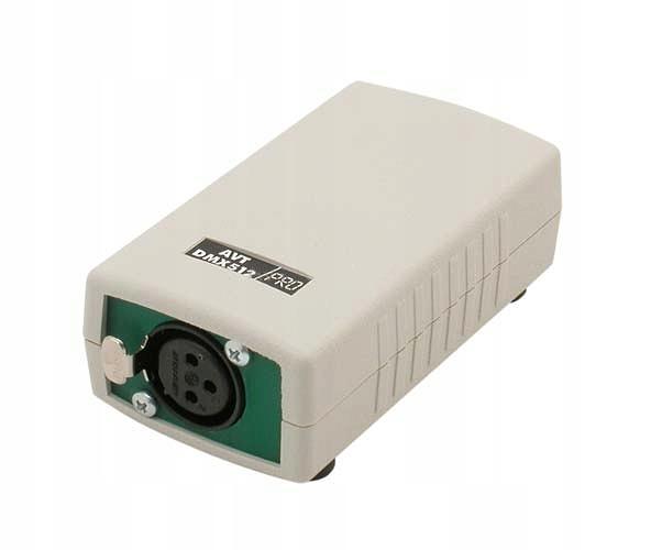 AVT DMX512 PRO Konwerter USB separacja Freestyler Marka Inna