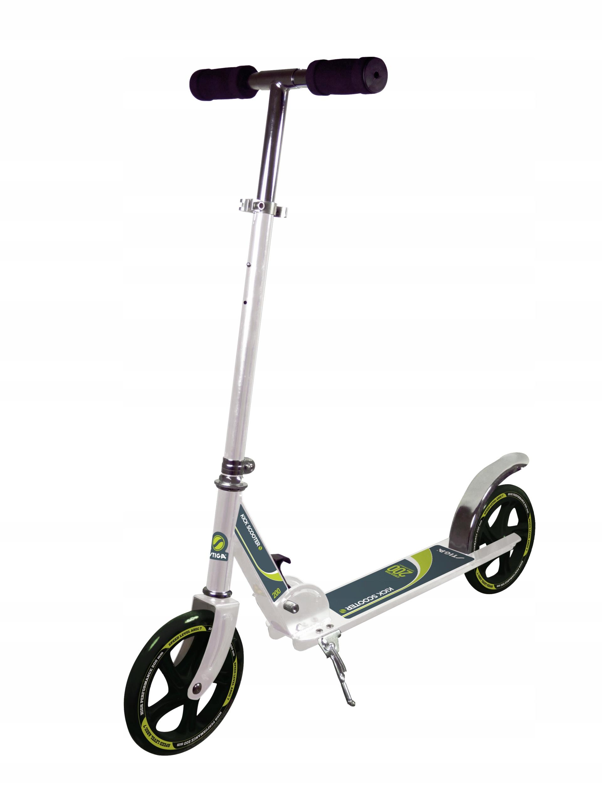Kolobežka STIGA CREATOR 200 - veľké kolesá