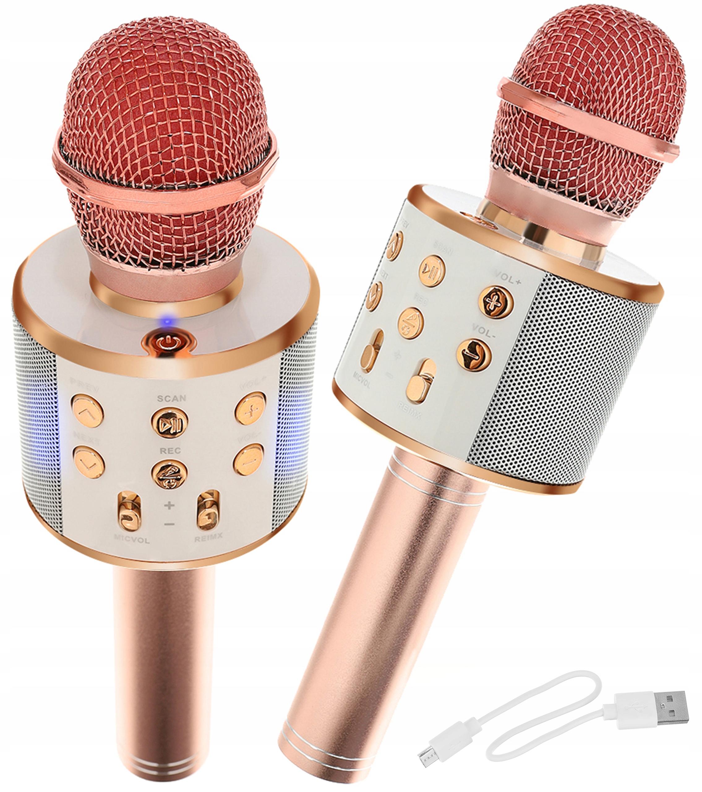 Item Wireless Microphone Karaoke Bluetooth Speaker 4