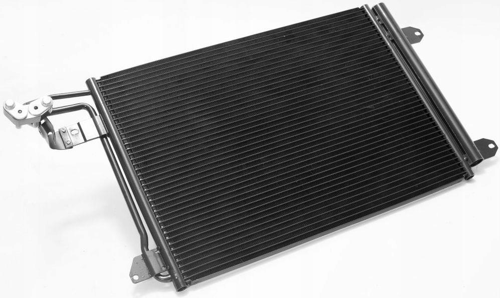 радиатор кондиционирования воздуха skoda octavia ii 2 йети