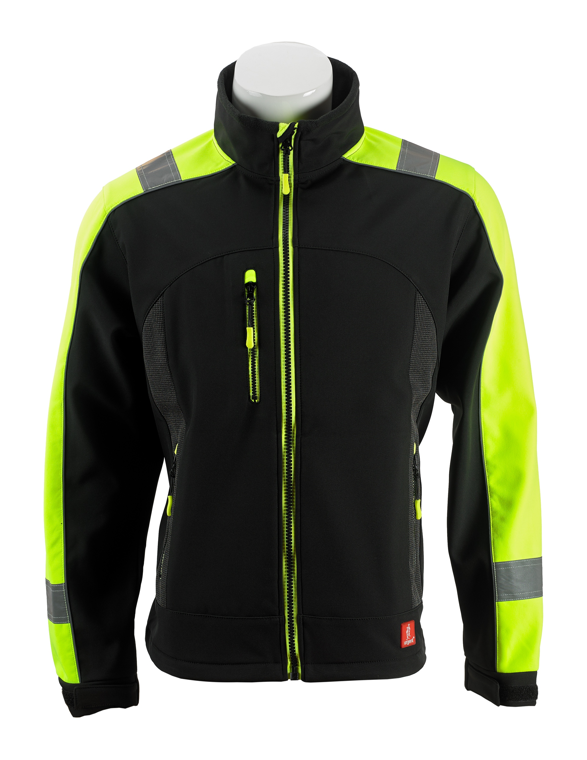 Куртка рабочая предупреждения URGENT SOFTSHELL Р. XL