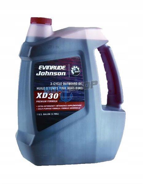 Olej Evinrude Johnson XD 30 XD-30 - 3,785 L 1 galón