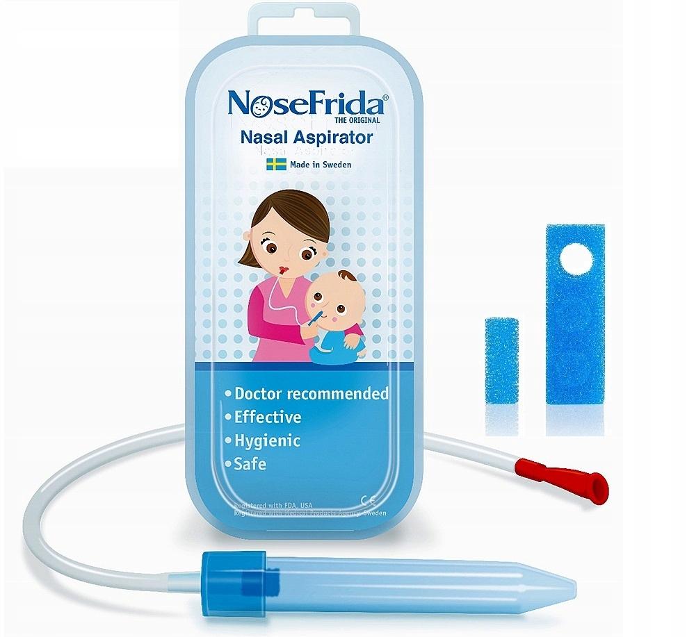 Item NoseFrida ASPIRATOR nose FRIDA with FILTERS CASE