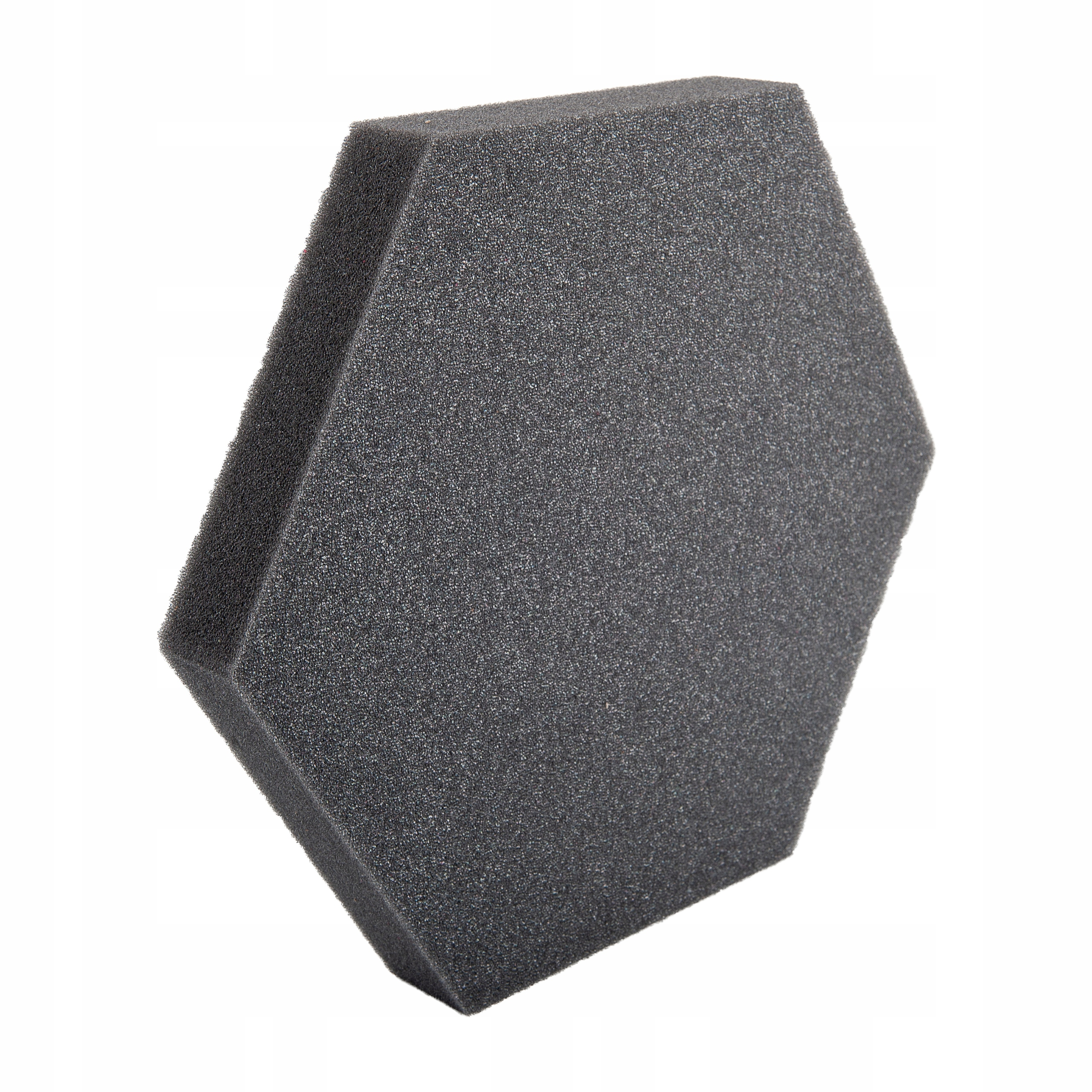 Item FOAM ACOUSTIC PANEL ACOUSTIC HEXAGON 4cm