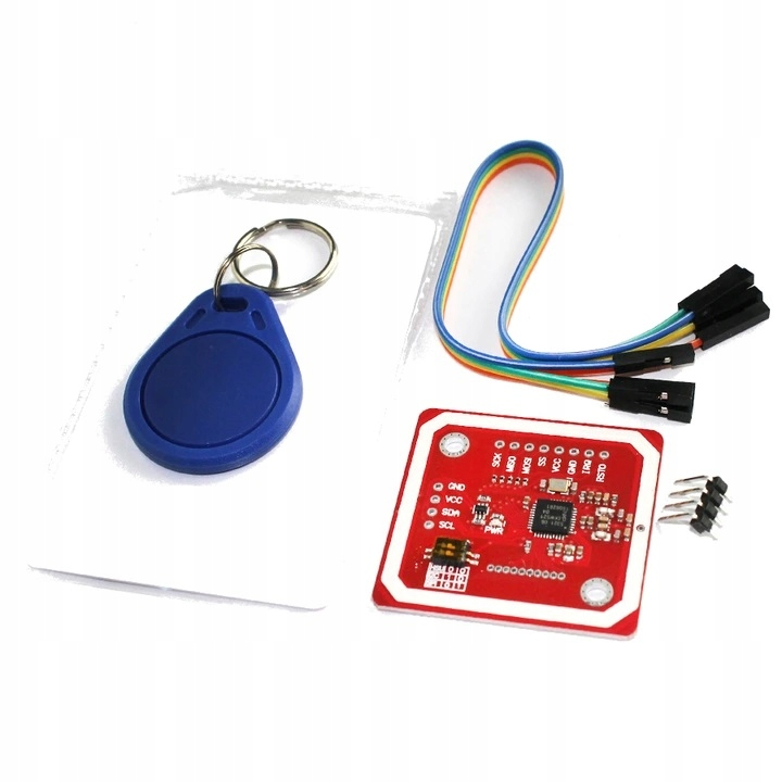 Модуль RFID/NFC PN532 13,56 Мгц I2C/SPI
