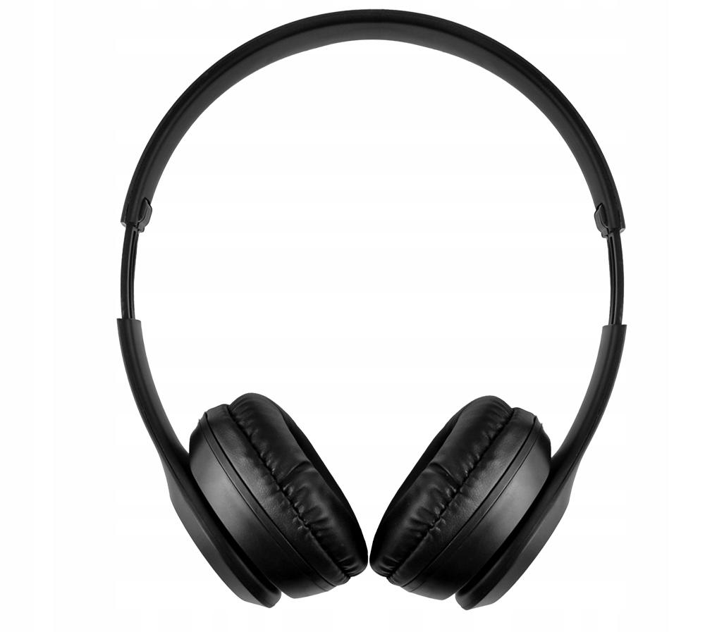 Sluchátka Bezdrátový Bluetooth mikrofon FM MP3 Hmotnost produktu 125 g