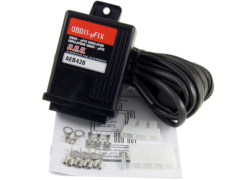 aeb 428 micro fix эмулятор obdii протокол can
