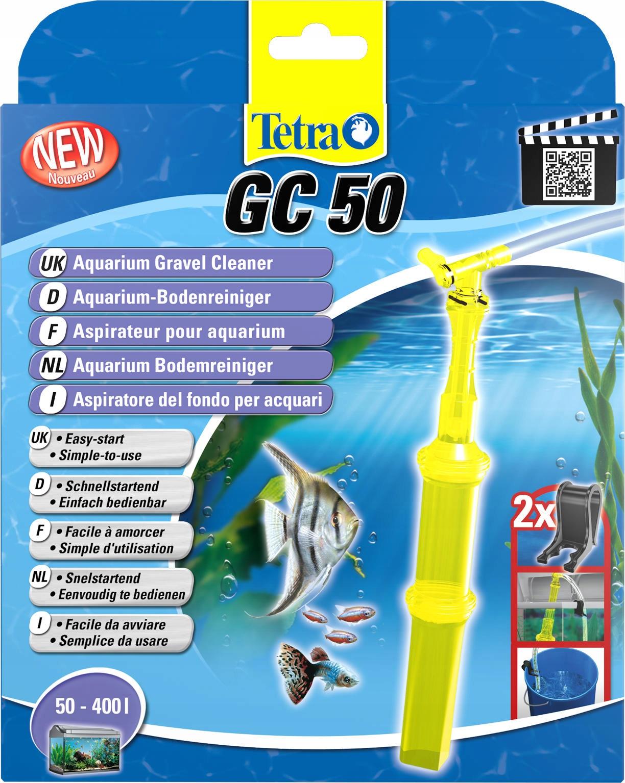 Tetra Štrku Cleaner GC50 GC 50 THICKENER PRE AQUA
