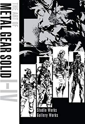 Item The Art of Metal Gear Solid I-IV Studio Works