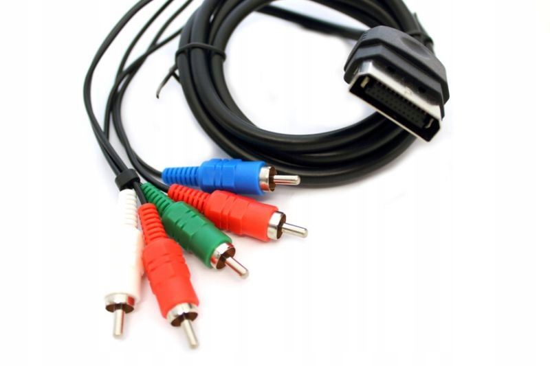 Komponent káblovej televízie pre Xbox Classic AV HD zvuk