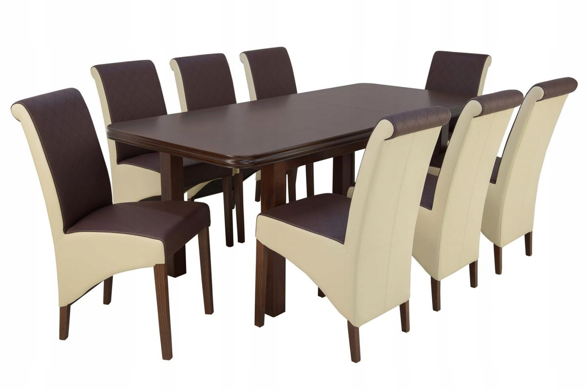 8 stoličiek, čalúnený nábytok A17+pracovný balík 5 (90x160/200)