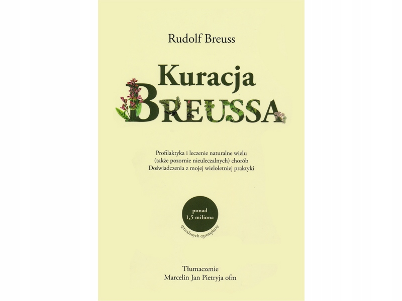Item Treatment Breuss - Rudolf Breuss