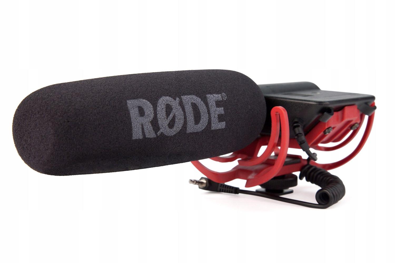 Купить RODE VideoMic Rycote Микрофон для камер и цифровых камер на Otpravka - цены и фото - доставка из Польши и стран Европы в Украину.