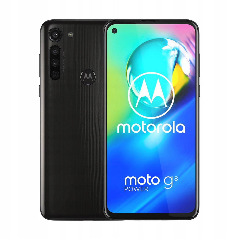 Smartfon Motorola Moto G8 Power 4 64gb Dual Sim 8927424637 Sklep Internetowy Agd Rtv Telefony Laptopy Allegro Pl