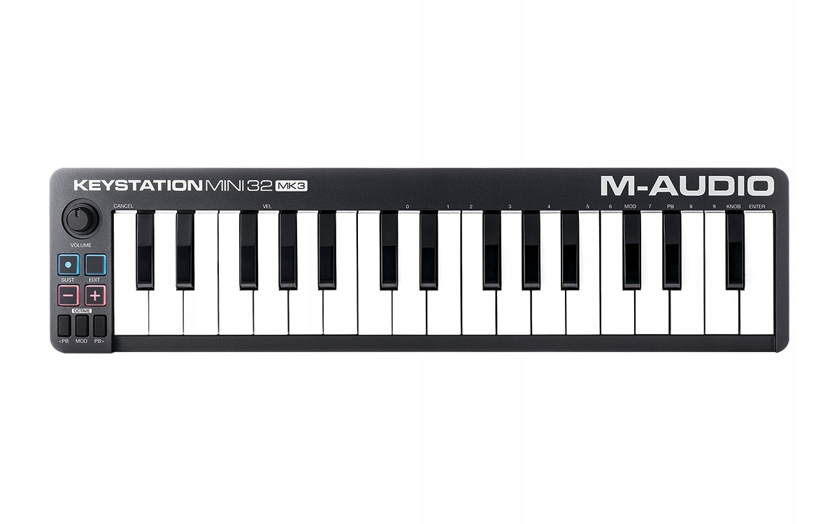 M-Audio Keystation Mini 32 III Klávesnica STER.USB