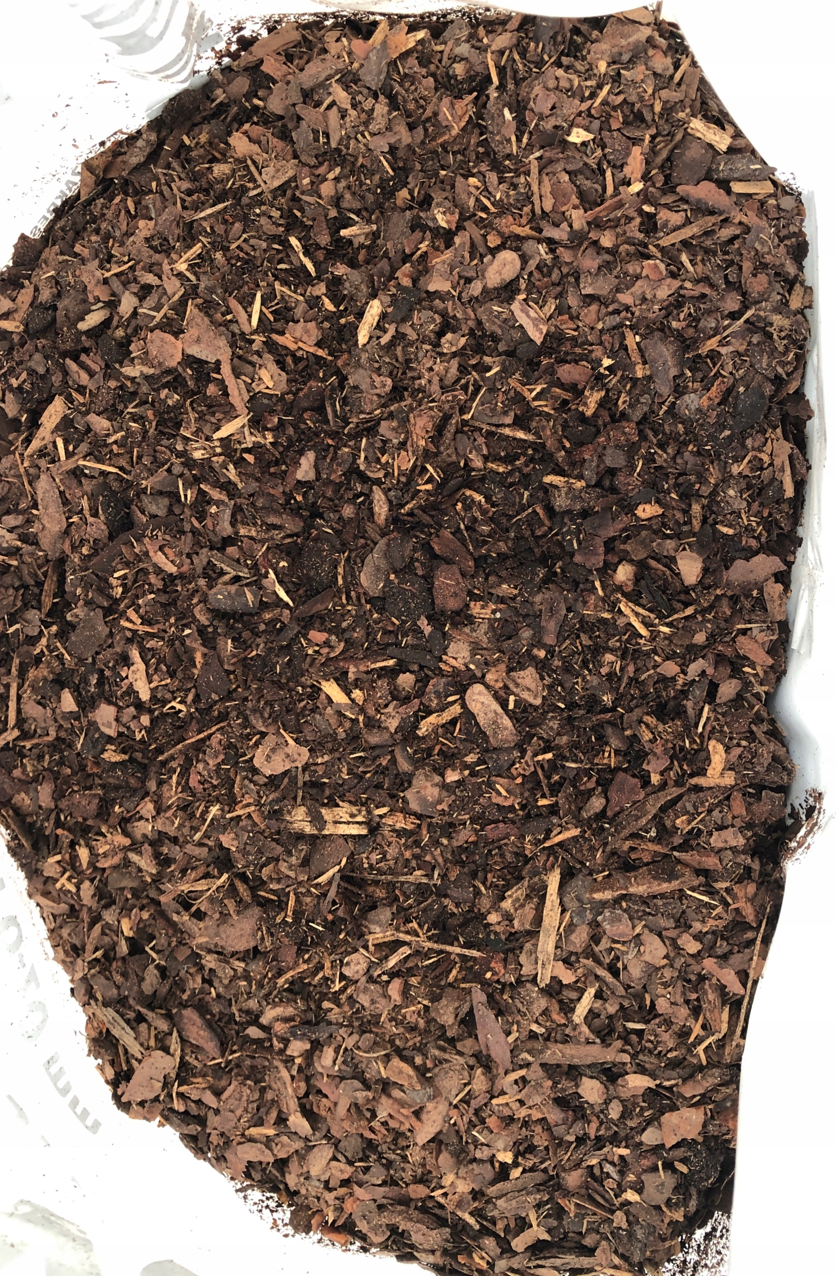 Kora kompostowana 0-20 mm DROBNA POD BORÓWKĘ