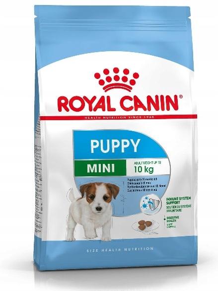 Купить ROYAL Canin МИНИ-УКРАШЕНИЯ ЩЕНОК лентам КГ на Eurozakup - цены и фото - доставка из Польши и стран Европы в Украину.
