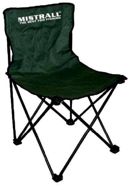 Stolička s operadlom rybárskej stoličky Malička R. L